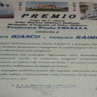 Un premio speciale alla Onlus Sofia dall'Unione nazionale Sottufficiali italiana