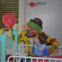 Solidarietà. A Caserta sport e sorrisi nel reparto di pediatria