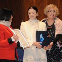 2° Premio S.O.F.I.A. a Carla Fracci